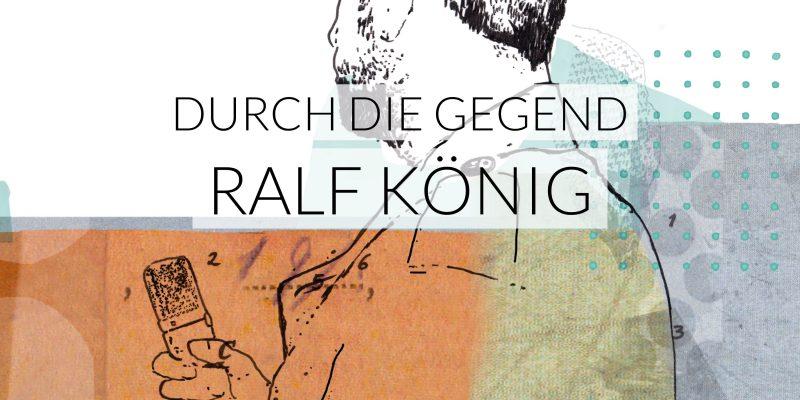 Ralf König | Durch die Gegend | Viertausendhertz