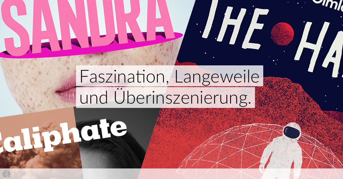 Frequenz | Die neuen US-Podcasts The Habitat, Sandra und Caliphate