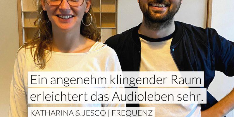 Frequenz | Akustische Raumgestaltung