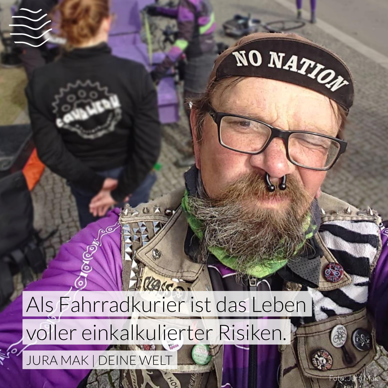 Fahrradkurier – 3000 Kilometer Berlin