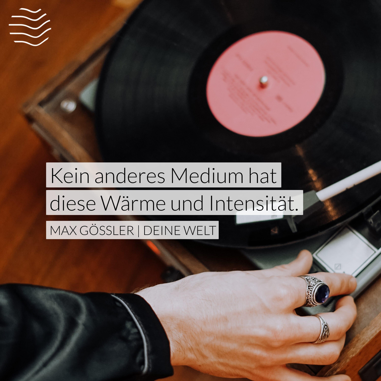In der Schallplattenfabrik – Mit Hitze, Druck und Herz