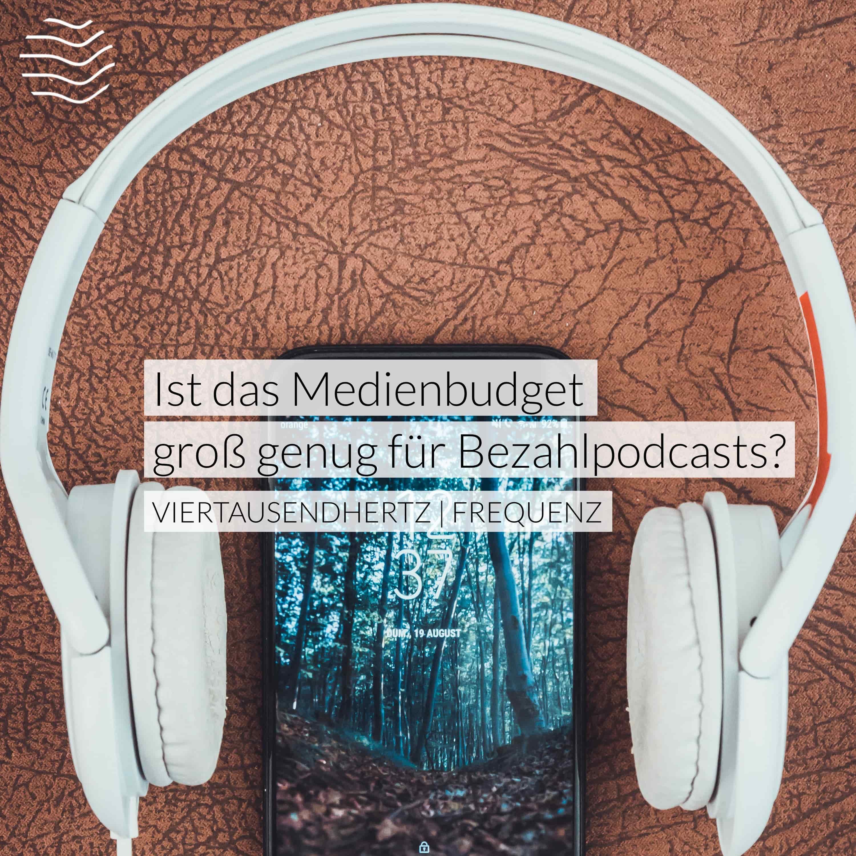 Frequenz | Im Radio lernen, Für Podcasts bezahlen, Alte Sagen hören